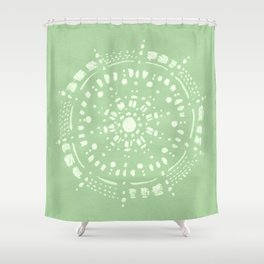 gg Shower Curtain