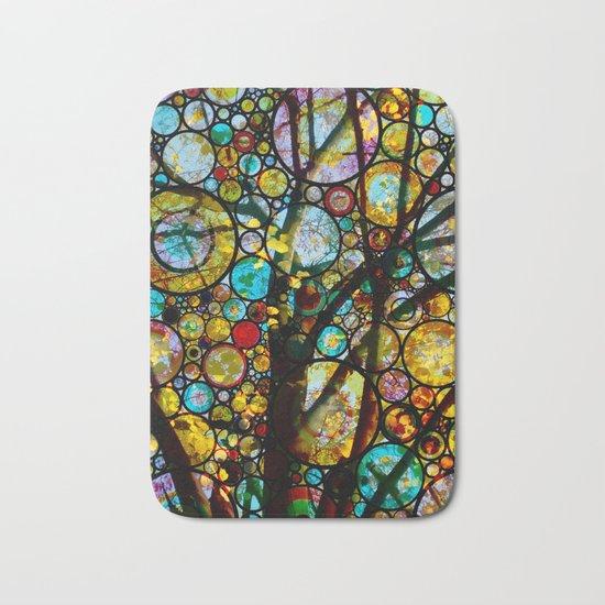 Fairy Tale Tree Bath Mat