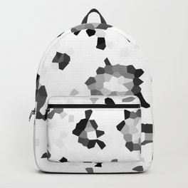Crystalized butterfly wing Backpack