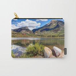 Beaver Lake Colorado USA Carry-All Pouch