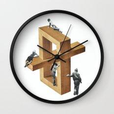 Child's Play Wall Clock