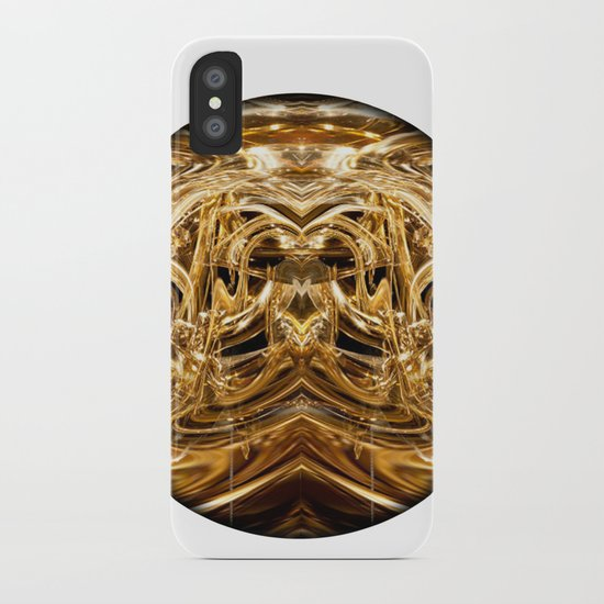 oro tre iPhone Case