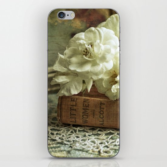 little women iPhone & iPod Skin