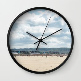 Deauville Panorama Wall Clock
