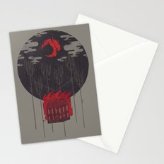 The Most Beautiful Night of All Stationery Cards