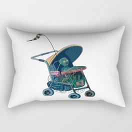 Baby Roboto Rectangular Pillow