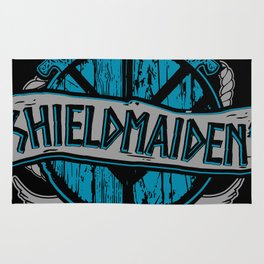 shieldmaiden #3 Rug