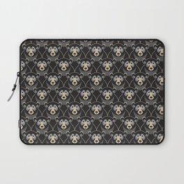 Little Black Bears Laptop Sleeve