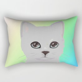 cat3 Rectangular Pillow