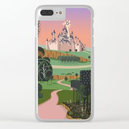 Dream for a Castle Clear iPhone Case