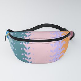 Abstract Formes Fanny Pack