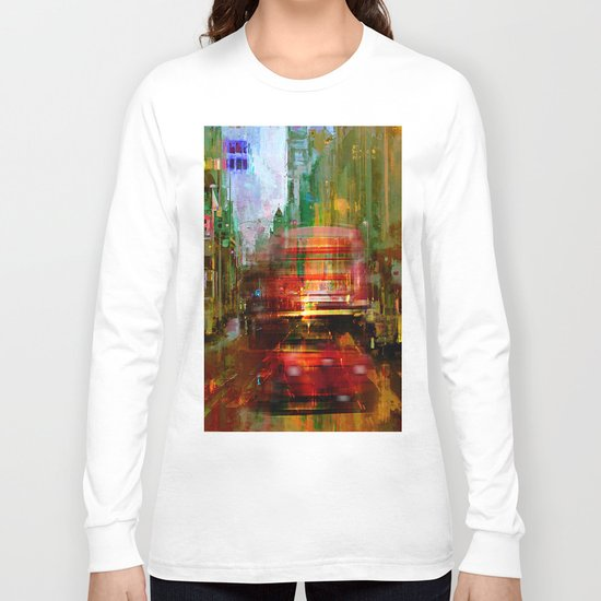 A British city Long Sleeve T-shirt