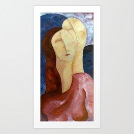 Unidos (United) Art Print