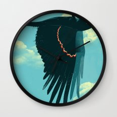 Soar Wall Clock