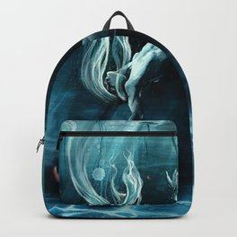 Dance of the Waterlily Backpack