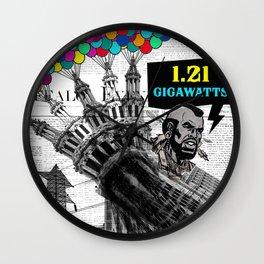 GIGAWATTS Wall Clock