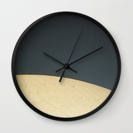 Sydney Opara House Roof Wall Clock