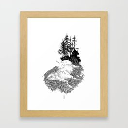 Eternal Rest Framed Art Print