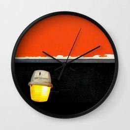 Crooked Wall Clock