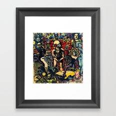 No Escape Framed Art Print