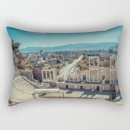 Amphitheater II Rectangular Pillow