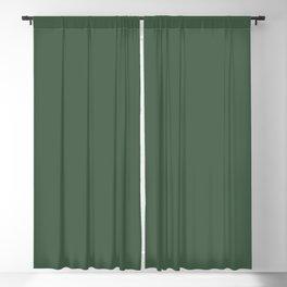 Kale Juice Blackout Curtain