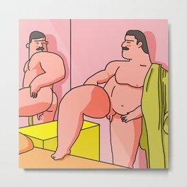 Pink Room Metal Print