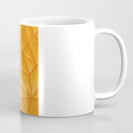 Geometric Plastic Coffee Mug