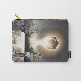 Moon Dust In Your Lungs Carry-All Pouch