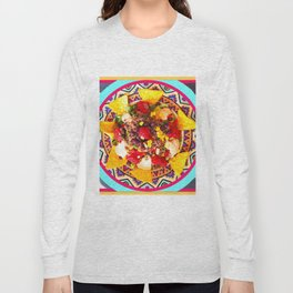 Mexican Salad Long Sleeve T-shirt
