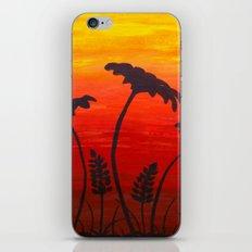 Texas Sunset iPhone & iPod Skin