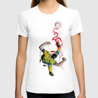 zlatan T-shirts featuring FantaSweden Zlatan Swirl  by Akyanyme