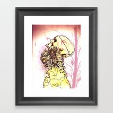 Mourning Dew Framed Art Print