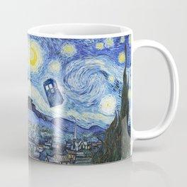 Vincent and The Doctor 2 Coffee Mug