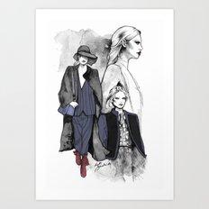 Lanvin Art Print