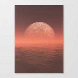 Mercuery Canvas Print