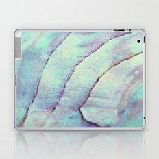IRIDISCENT SEASHELL MINT by Monika Strigel Laptop & iPad Skin