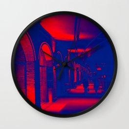 Coal Drops Yard London // Abstract Photography Wall Clock