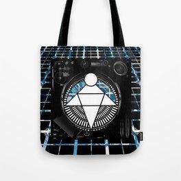 Algorithm Angel Tote Bag