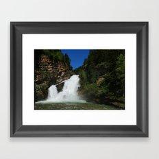Cameron Falls Framed Art Print