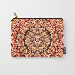 Hippie Mandala 12 Carry-All Pouch