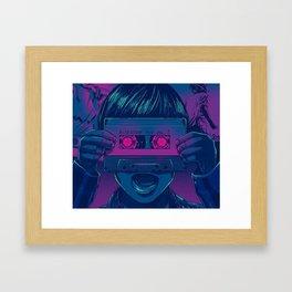 Awesome Mix Vol.1 Framed Art Print