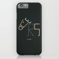 h- horse Slim Case iPhone 6s