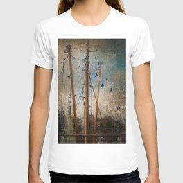 Mali in nave Carolinsiel T-shirt