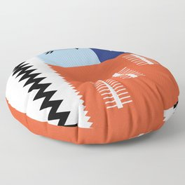 DREAM CATCHERS // Colorado Plateau Floor Pillow