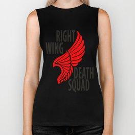 Right Wing Death Squad Biker Tank