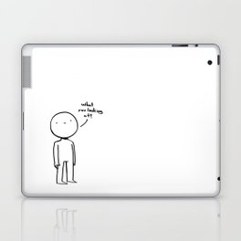 What you looking at? Laptop & iPad Skin