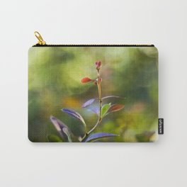 Barberry Color Carry-All Pouch