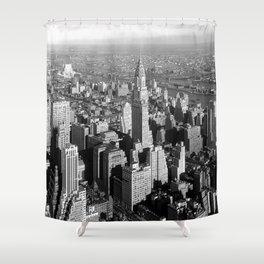 Chrysler Building, New York City 1932 Shower Curtain