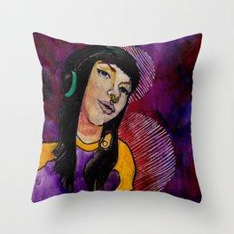 Jadey C. Throw Pillow